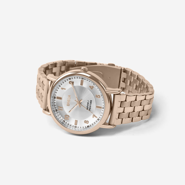 BREDA-Good-Posture-Theophilus-Martins-Blossom-5017c-Rose-Gold-Watch-angle