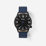BREDA-Slate-7017E-Black-Navy-Watch-Front