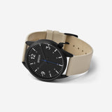 BREDA-Slate-7017G-Black-Beige-Watch-Angle