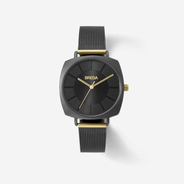 BREDA-Vix-7018D-Gold-Gunmetal-Watch-Front