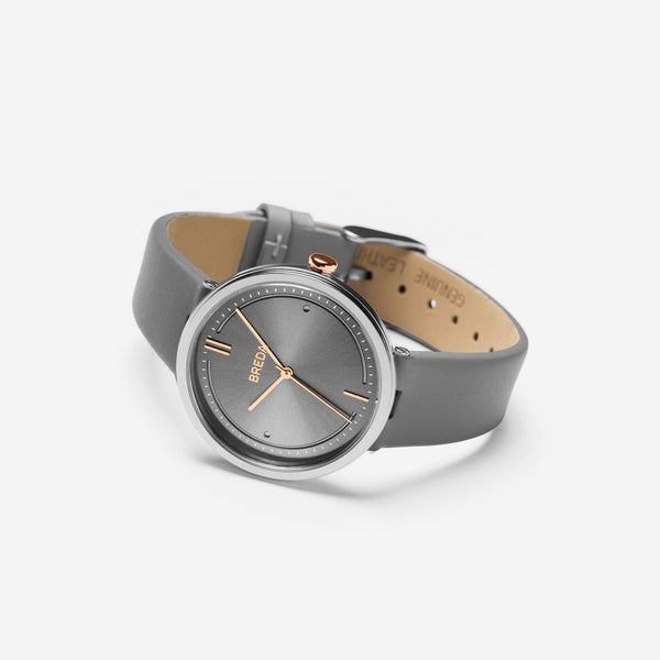 breda-agnes-1733c-silver-rosegold-gray-leather-watch-angle