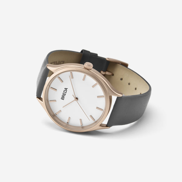 Asper - Rose Gold/Gray
