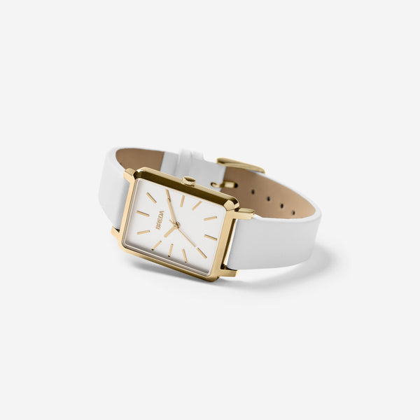 breda-baer-1729b-gold-white-leather-watch-angle