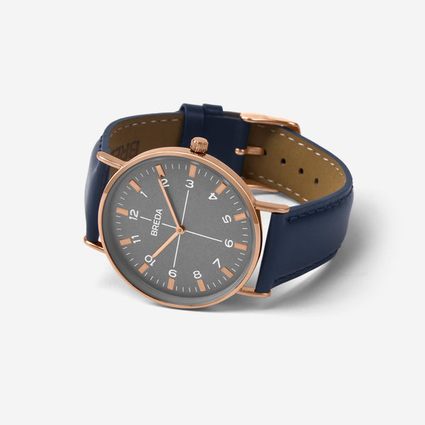 breda-belmont-1646h-rosegold-navy-watch-angle