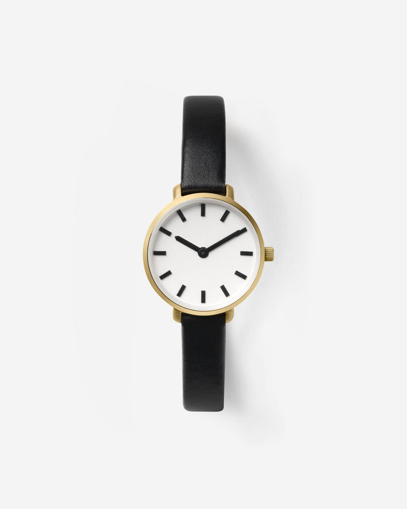 breda-beverly-1730b-gold-black-leather-watch-front
