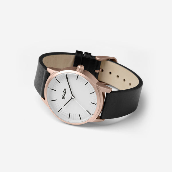 breda-bresson-5020e-rosegold-black-leather-angle