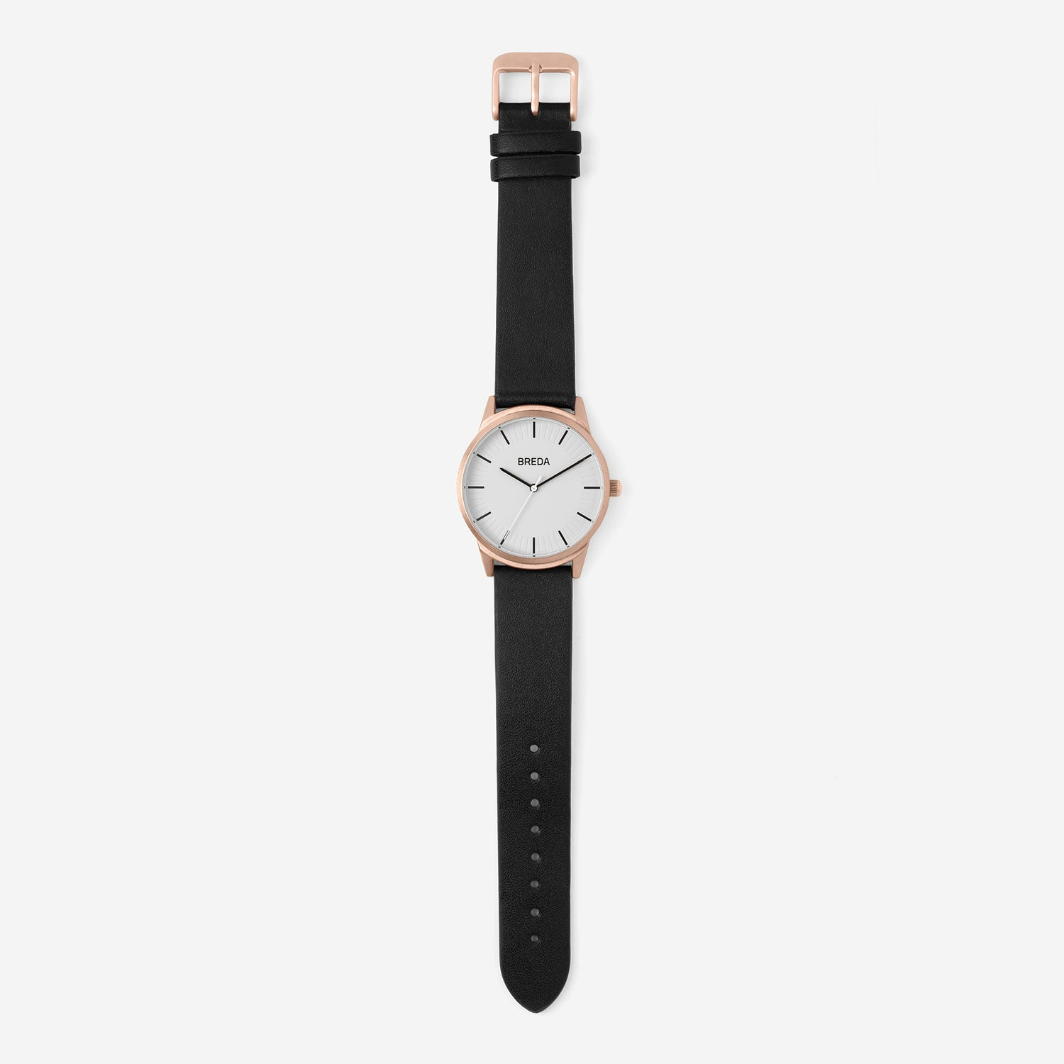 breda-bresson-5020e-rosegold-black-leather-long