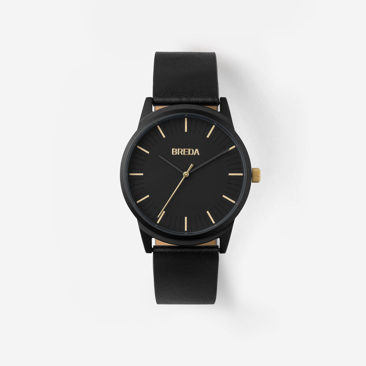 breda-bresson-5020n-gold-black-leather-front