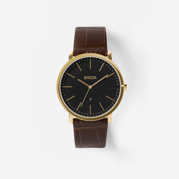 breda-breuer-1732b-gold-brown-leather-watch-front
