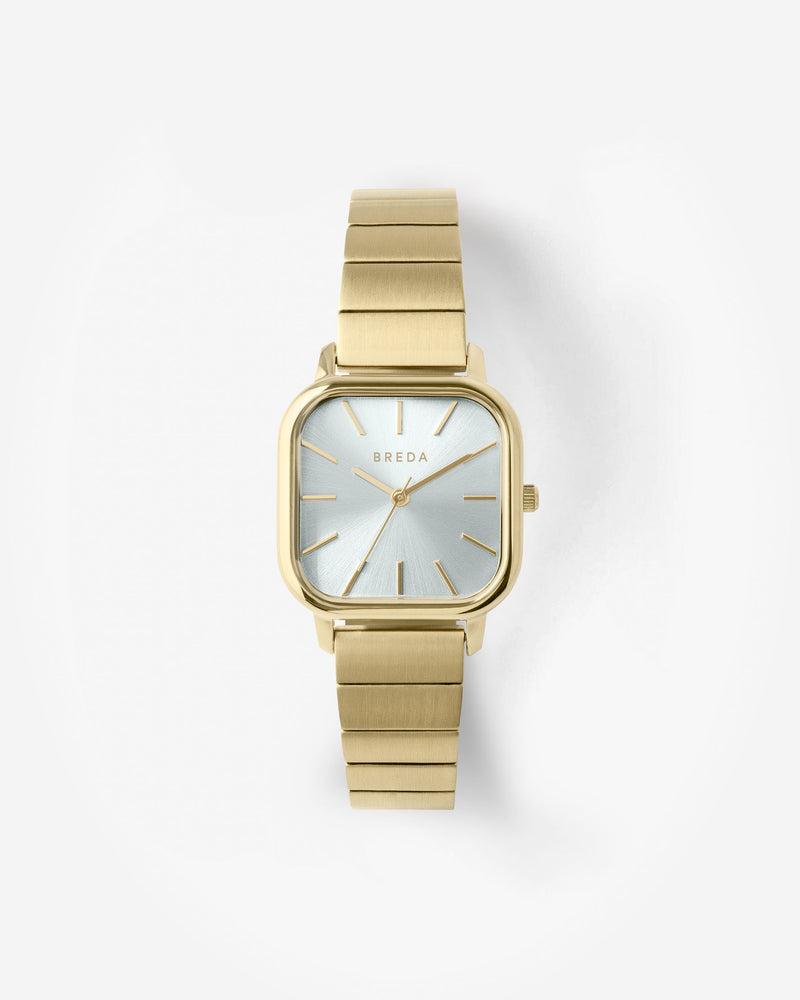 breda-esther-1735b-gold-metal-bracelet-watch-front