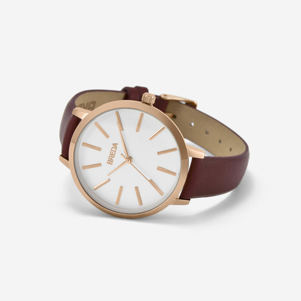 breda-joule-1722d-rosegold-maroon-watch-angle