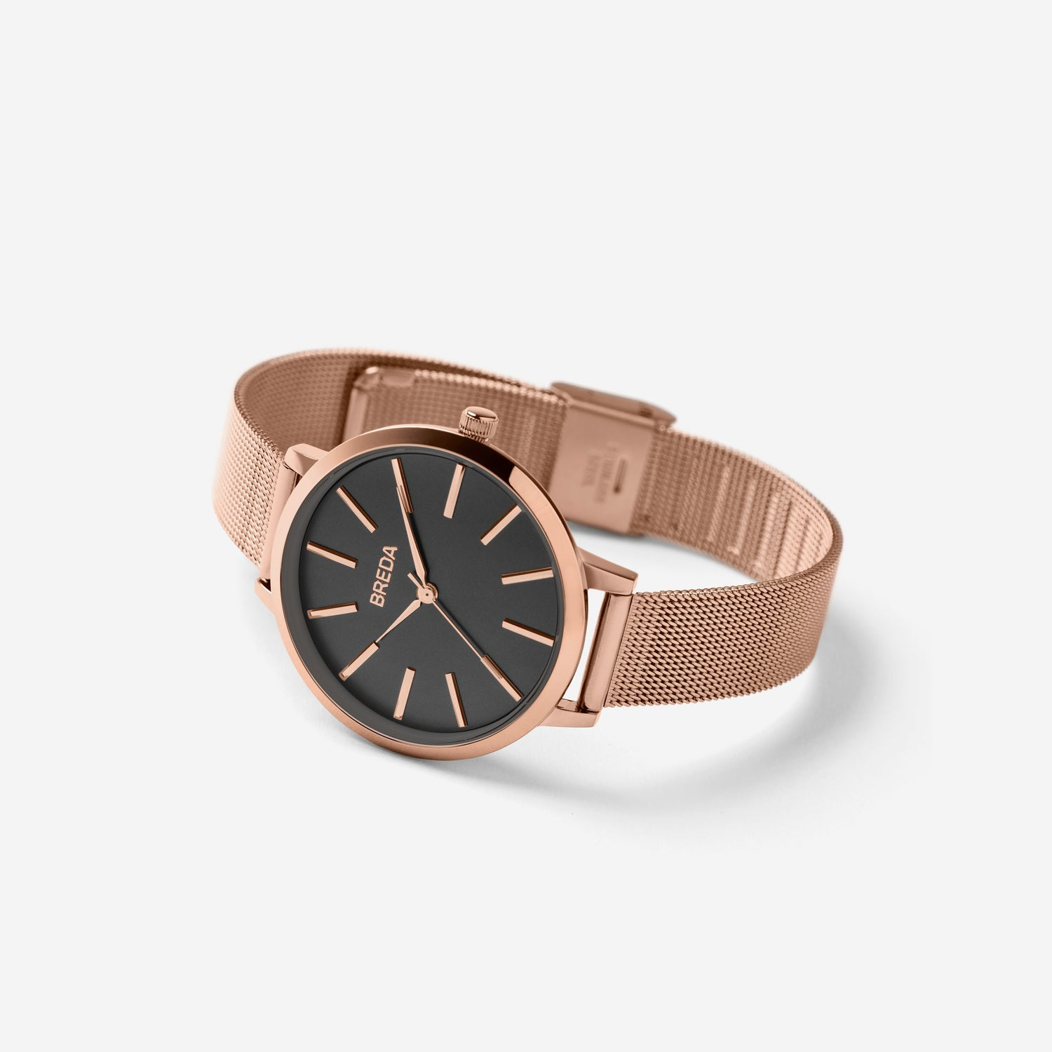 breda-joule-1731d-rosegold-mesh-watch-angle