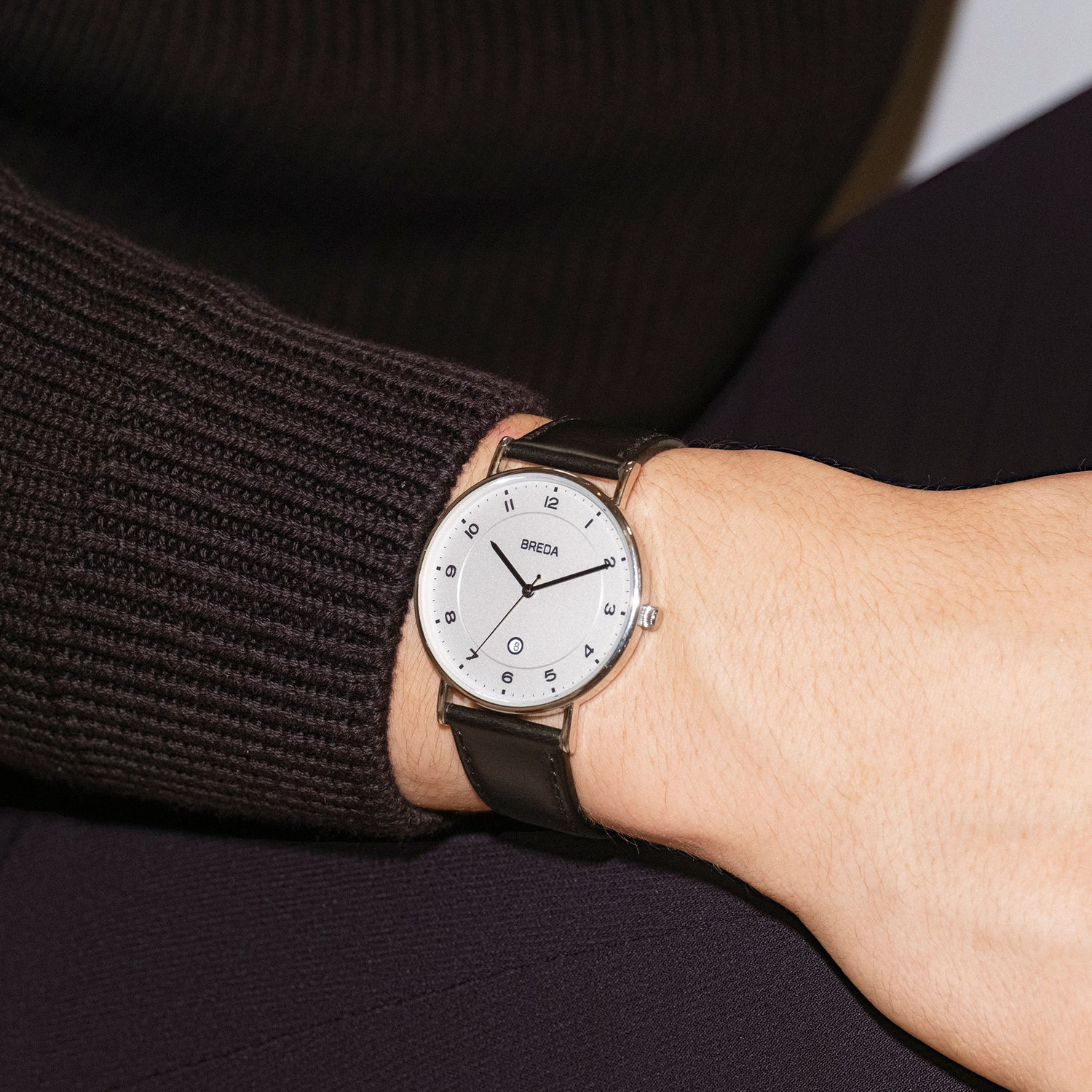 breda-pei-1739a-silver-black-leather-watch-lifestyle