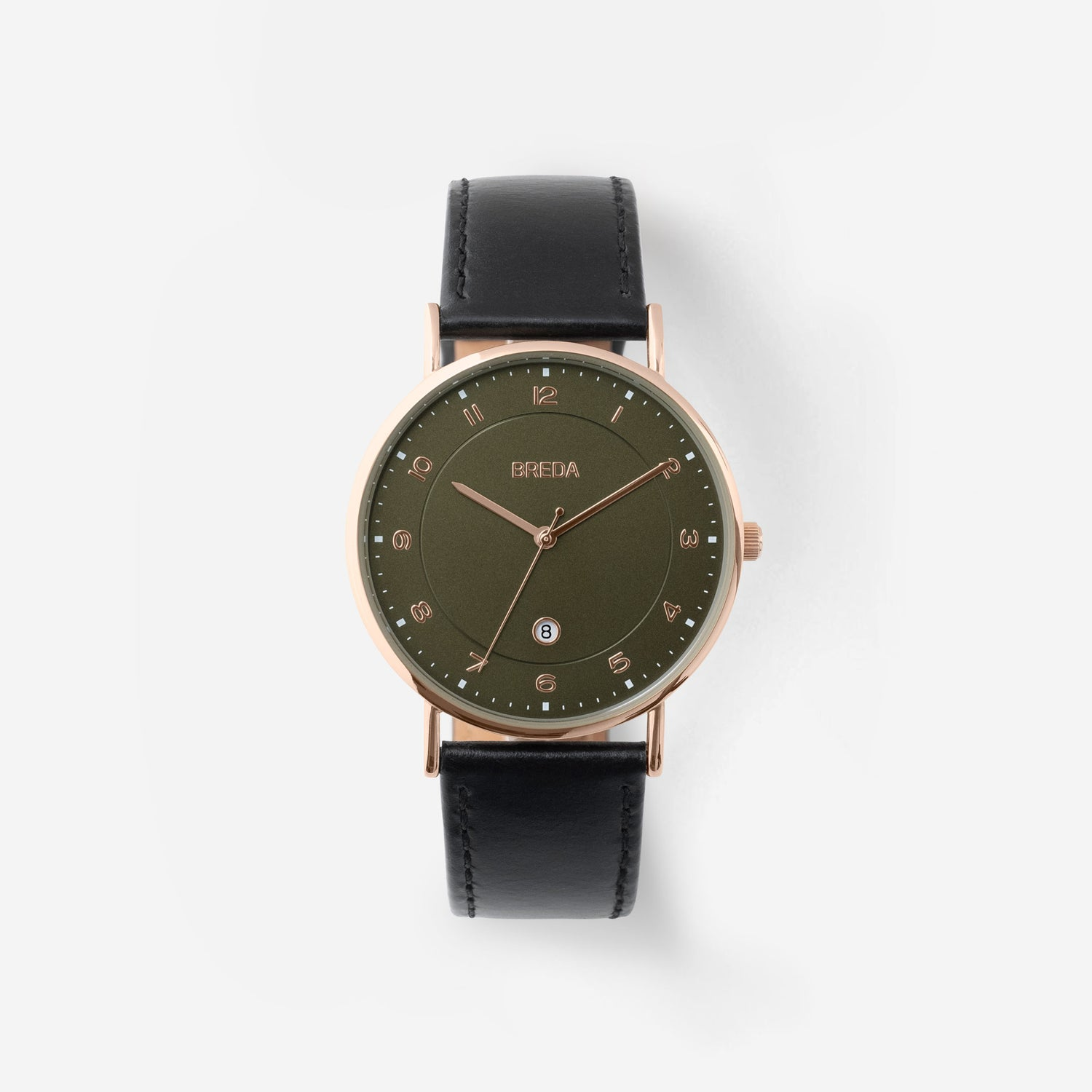 breda-pei-1739d-rosegold-black-leather-watch-front