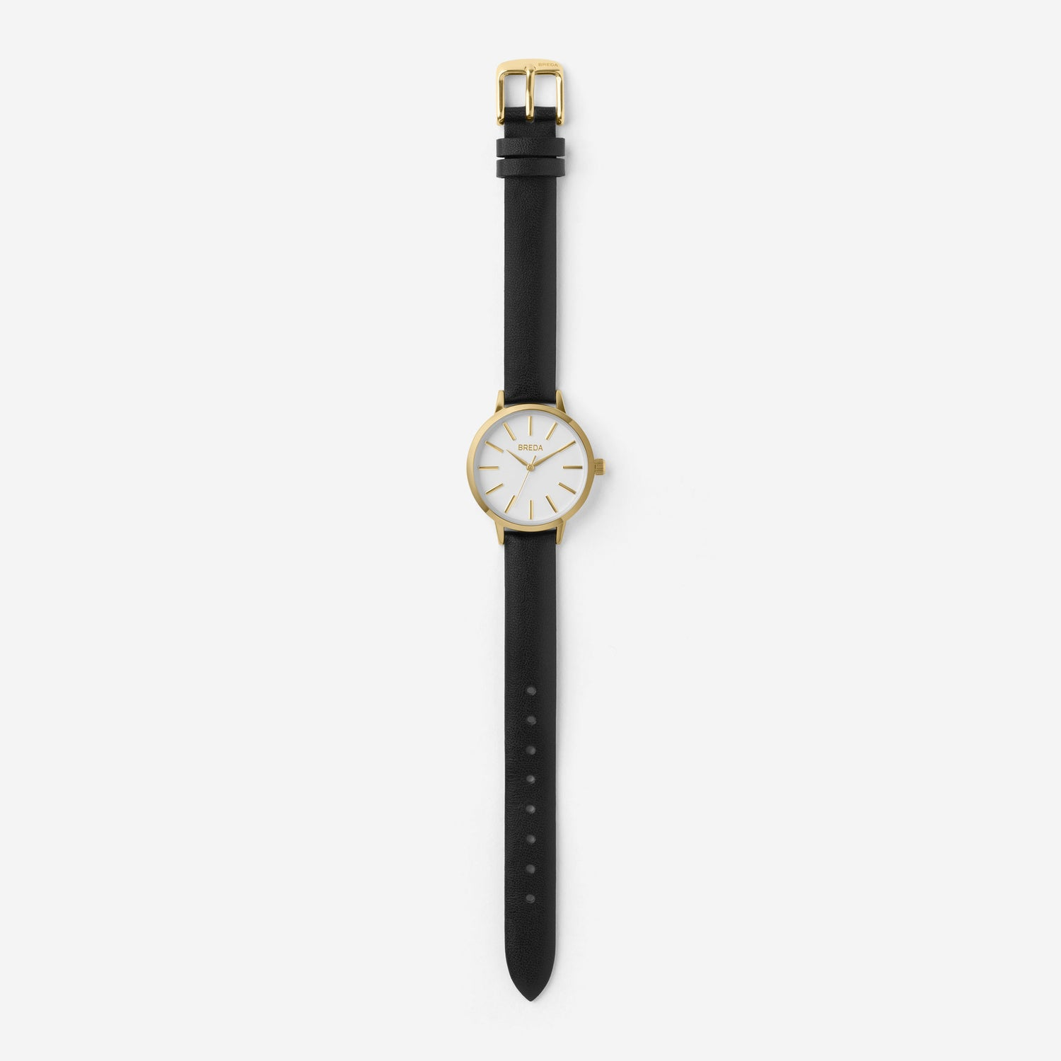 breda-petite-joule-1734a-gold-black-watch-long