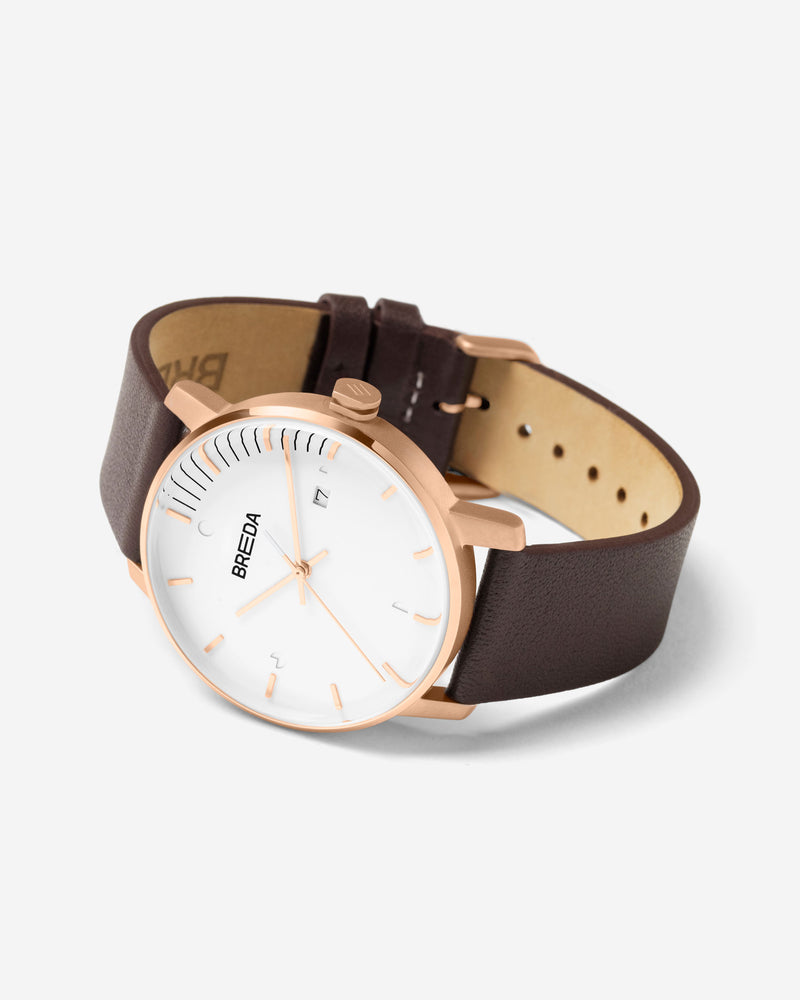 breda-phase-9000c-rose-gold-brown-watch-angle