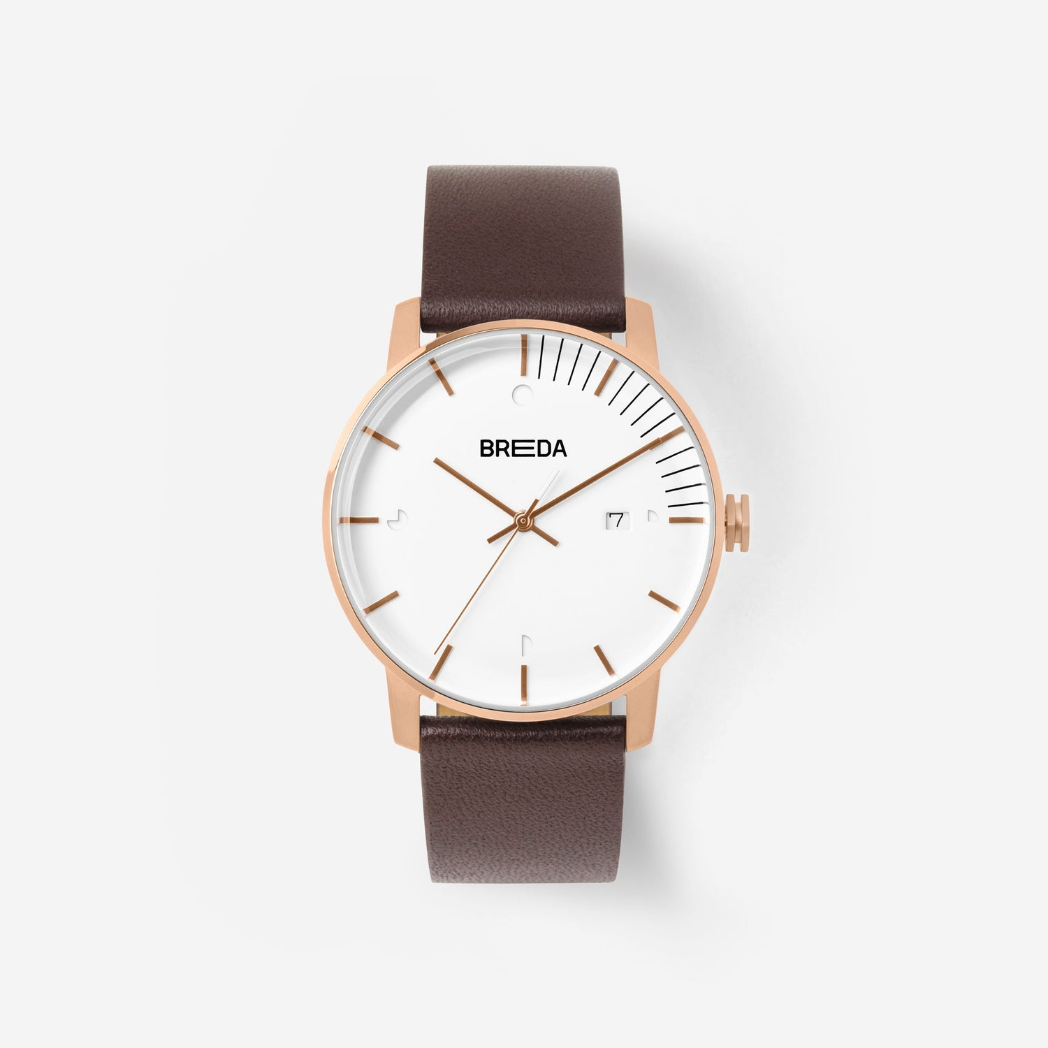breda-phase-9000c-rose-gold-brown-watch-front