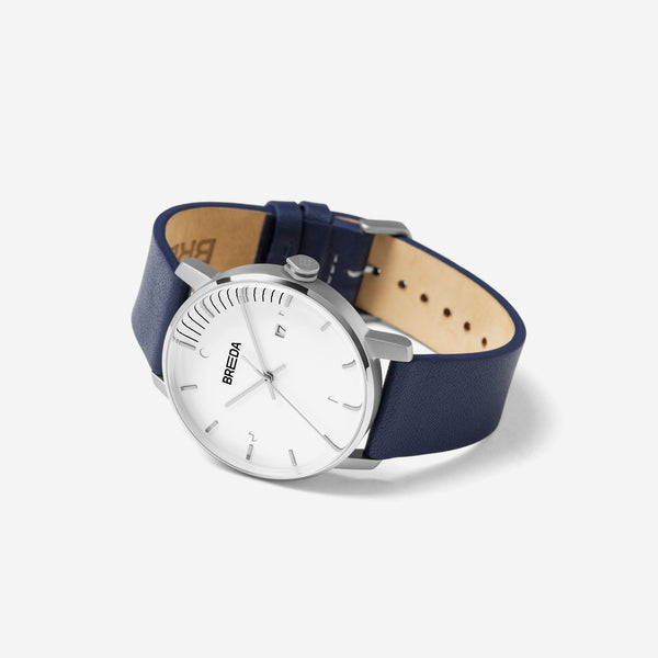 breda-phase-9000e-silver-navy-watch-angle