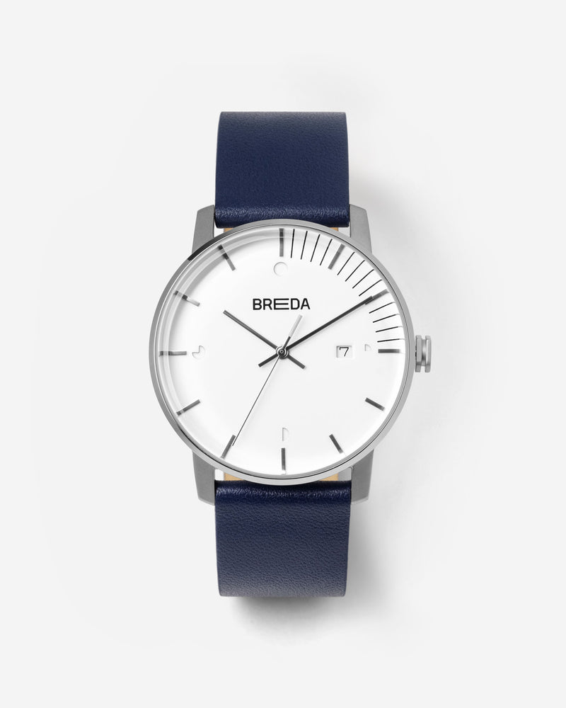 breda-phase-9000e-silver-navy-watch-front