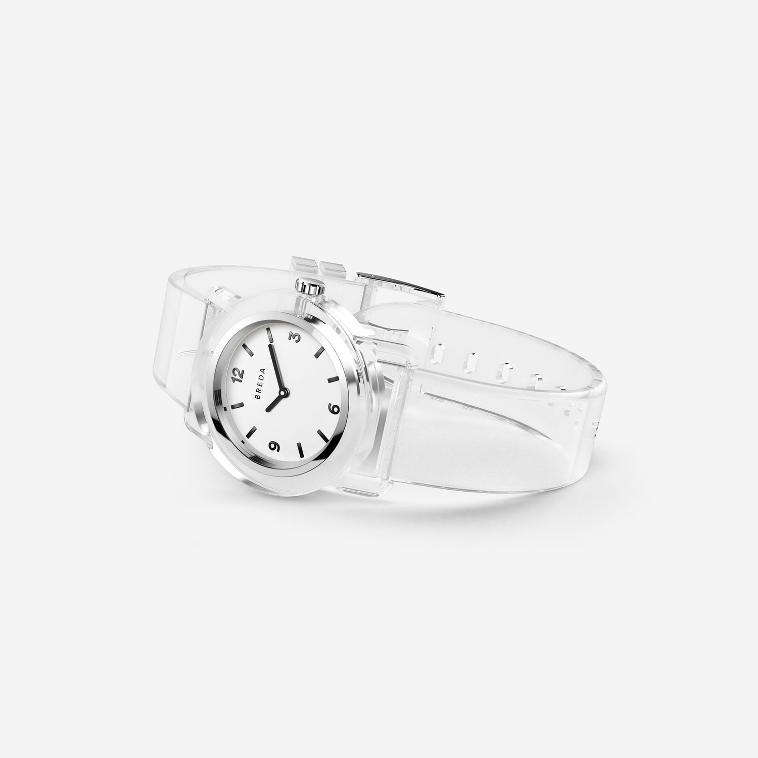 breda-play-1742d-silver-clear-plastic-watch-angle