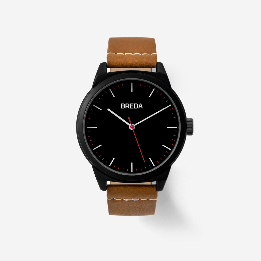 breda-rand-8184a-black-brown-watch-front