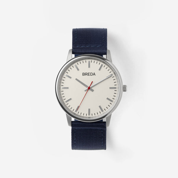 breda-valor-1707e-silver-navy-watch-front