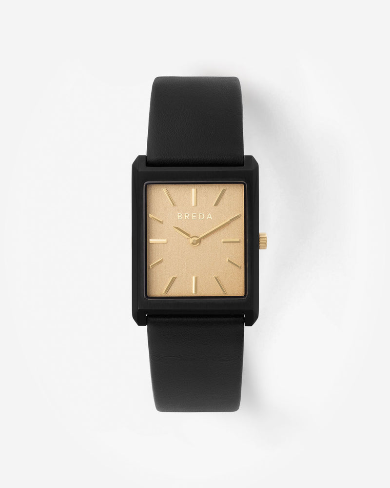 breda-virgil-1736c-gold-black-leather-watch-front
