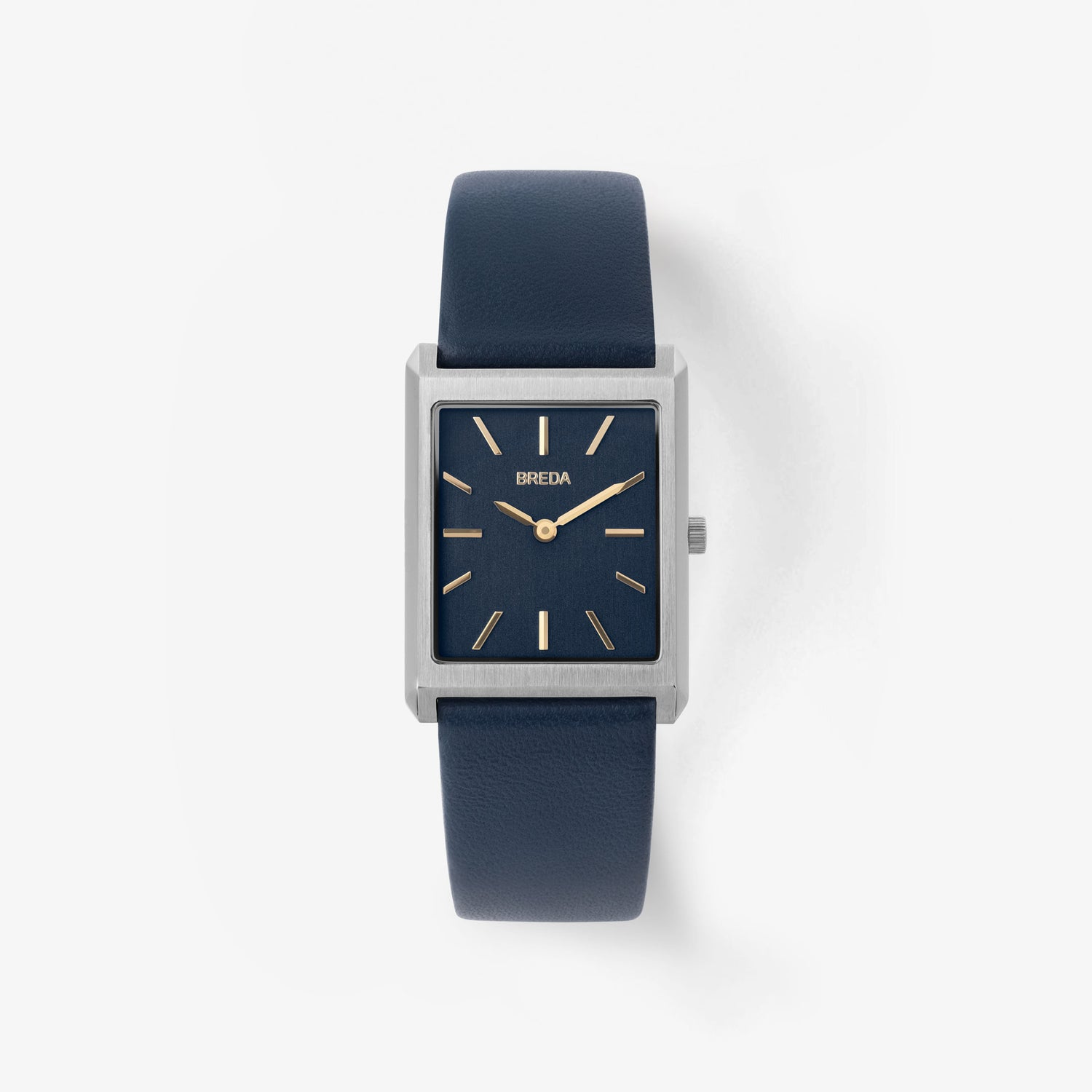 breda-virgil-1736e-silver-navy-leather-watch-front