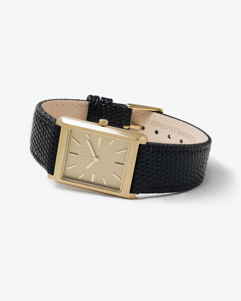 breda-virgil-lizard-1736f-gold-black-leather-watch-angle