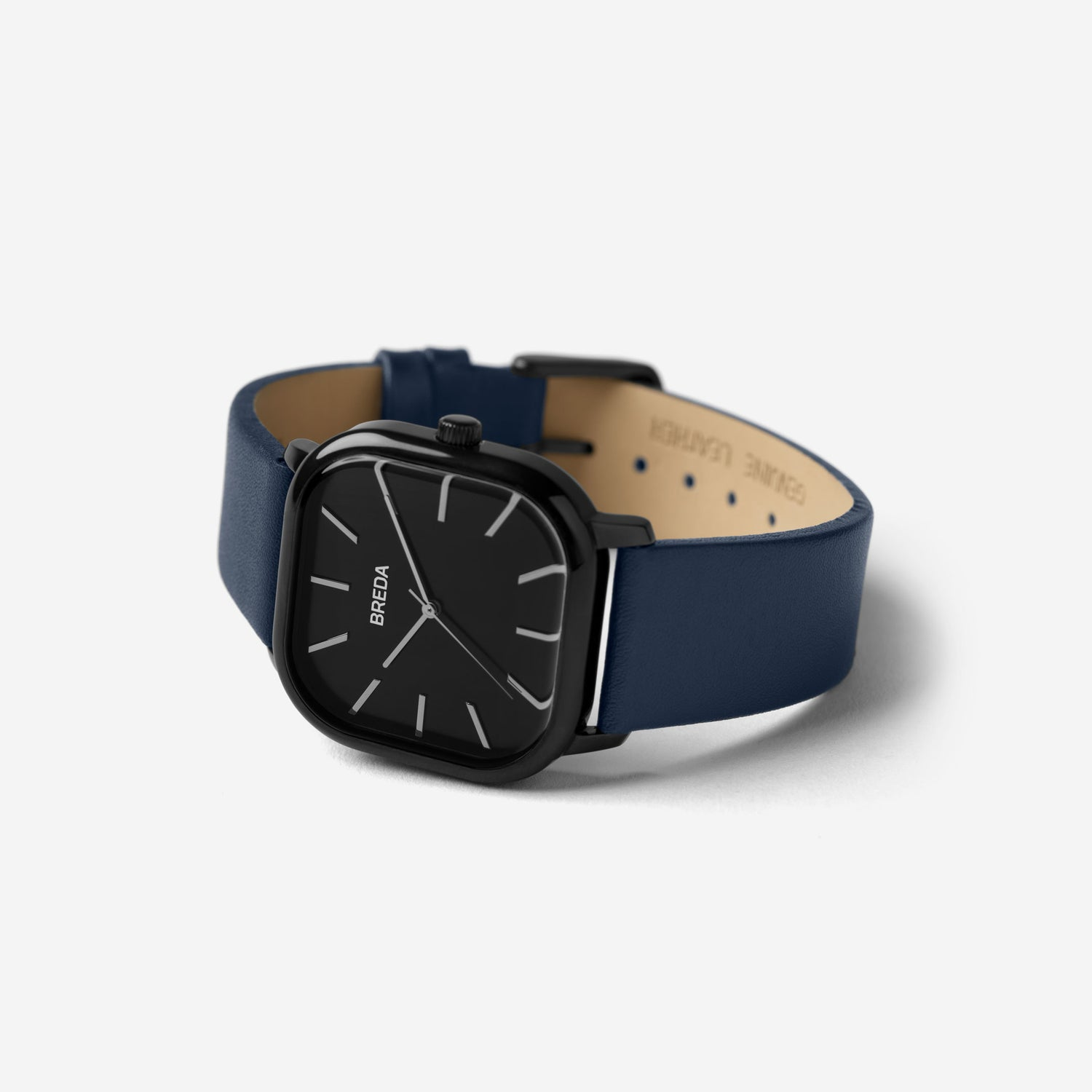 breda-visser-1728d-black-navy-leather-watch-angle
