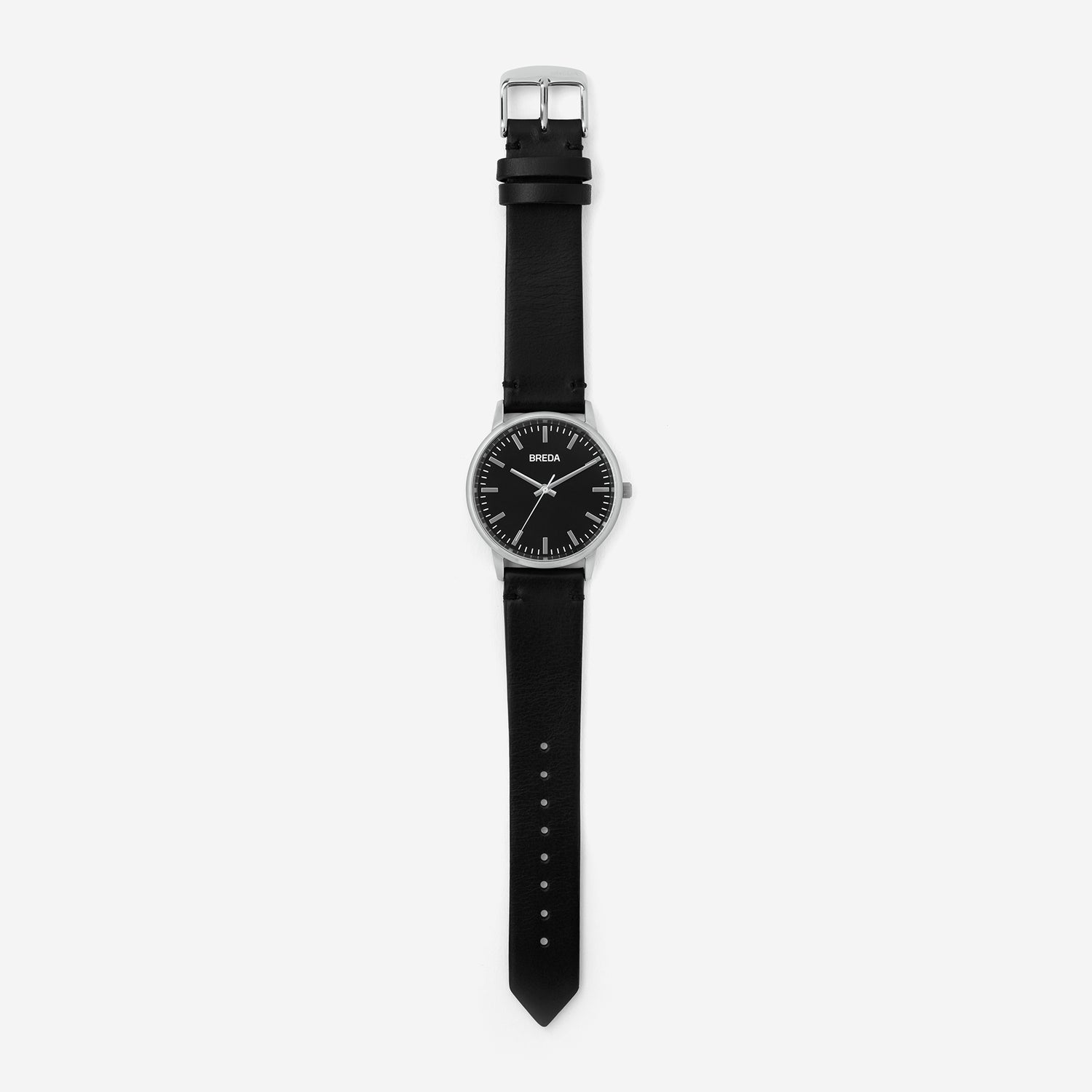breda-zapf-1697k-silver-black-leather-watch-long
