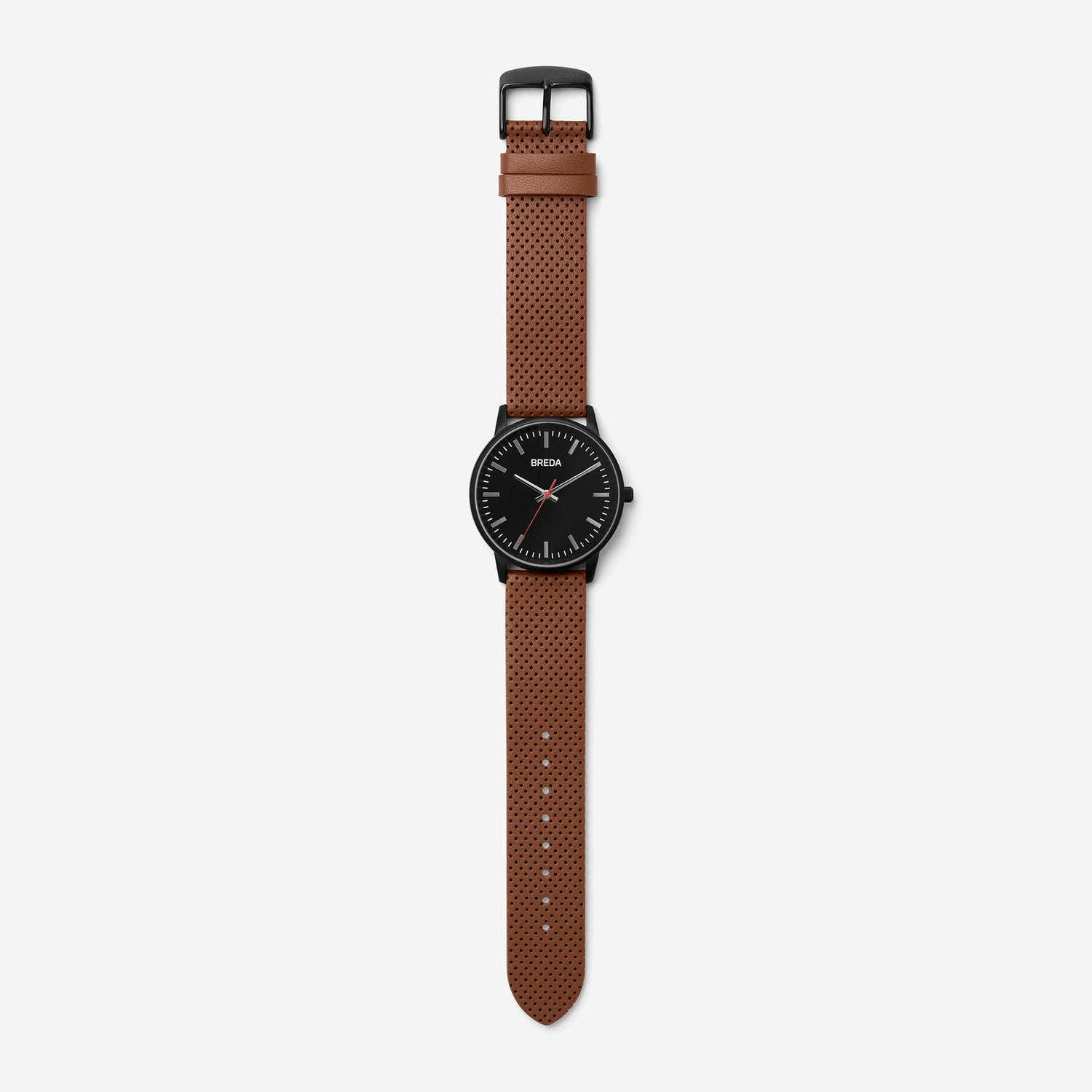 breda-zapf-1725c-black-brown-leather-watch-long