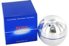 Boss In Motion Electric Cologne By HUGO BOSS FOR MEN