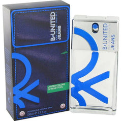 B United Jeans Cologne By BENETTON FOR MEN