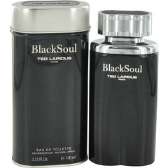 Black Soul Cologne By TED LAPIDUS FOR MEN