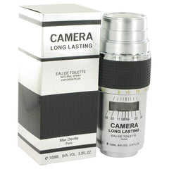 Camera Long Lasting Cologne By MAX DEVILLE FOR MEN