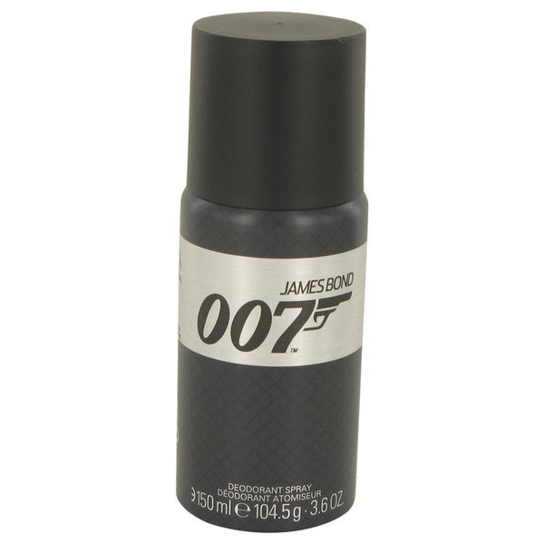 007 by James Bond Deodorant Spray 5 oz Men - FragranceAndGift