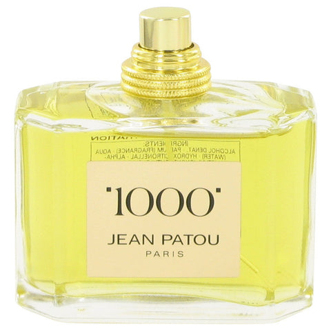 1000 by Jean Patou Eau De Parfum Spray (Tester) 2.5 oz Women