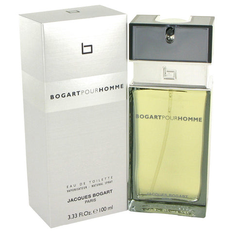 Bogart Pour Homme by Jacques Bogart Eau De Toilette Spray 3.4 oz Men