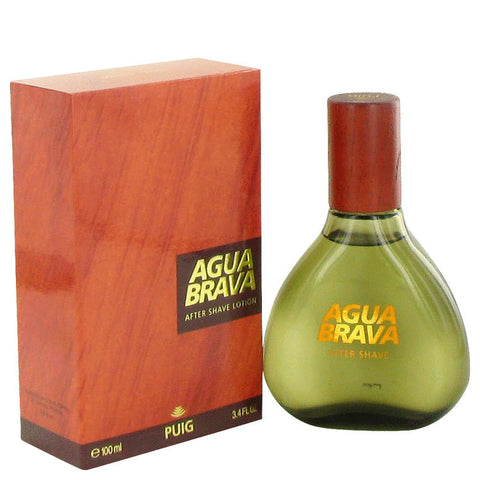 AGUA BRAVA by Antonio Puig After Shave 3.4 oz Men
