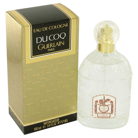 Du Coq by Guerlain Eau De Cologne Spray (Tester) 3.4 oz Men