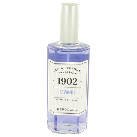 1902 Lavender by Berdoues Eau De Cologne Spray 4.2 oz Men
