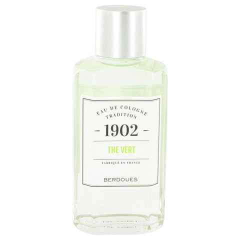 1902 Green Tea by Berdoues Eau De Cologne (Unisex) 8.3 oz Men