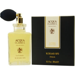 ACQUA CLASSICA BORSARI by Borsari EAU DE COLOGNE WITH ATOMIZER 10 OZ UNISEX
