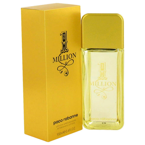 1 Million by Paco Rabanne After Shave 3.4 oz Men - Fragrance And Gift