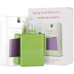 APPARITION by Ungaro EAU DE PARFUM REFILLABLE SPRAY .7 OZ & EAU DE PARFUM REFILL SPRAY .7 OZ (TRAVEL OFFER) WOMEN
