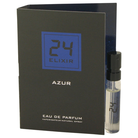 24 Elixir Azur by ScentStory Vial (sample) .05 oz Men