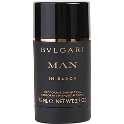 BVLGARI MAN IN BLACK by Bvlgari DEODORANT STICK 2.5 OZ MEN