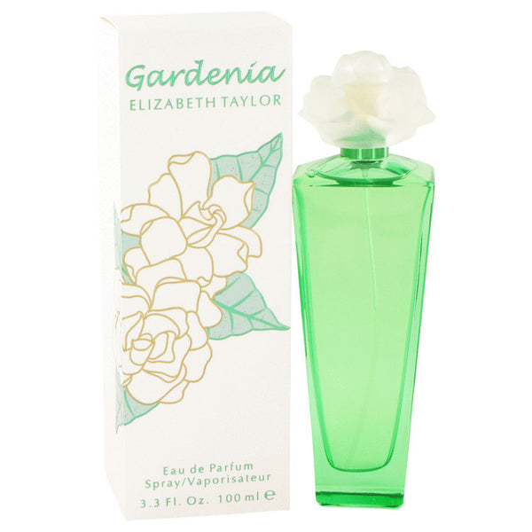 Gardenia Elizabeth Taylor by Elizabeth Taylor Eau De Parfum Spray 3.3 oz Women - FragranceAndGift