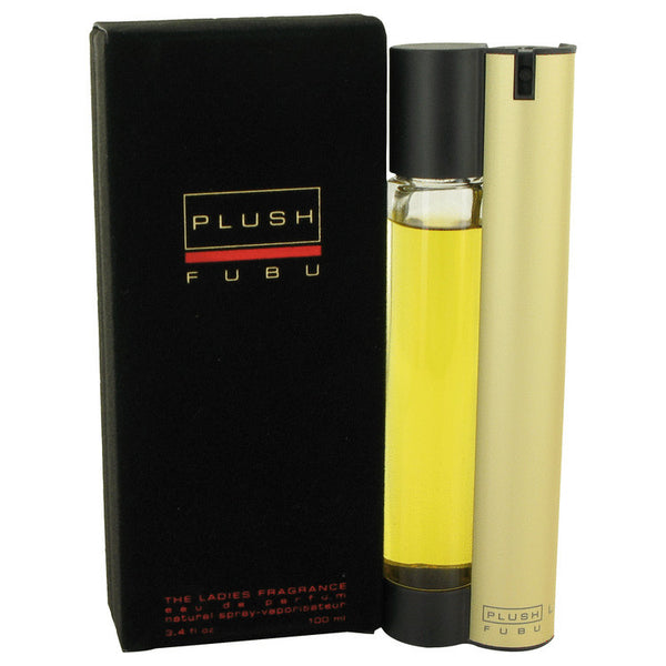 FUBU Plush by Fubu Eau De Parfum Spray 3.4 oz Women - Fragrance And Gift